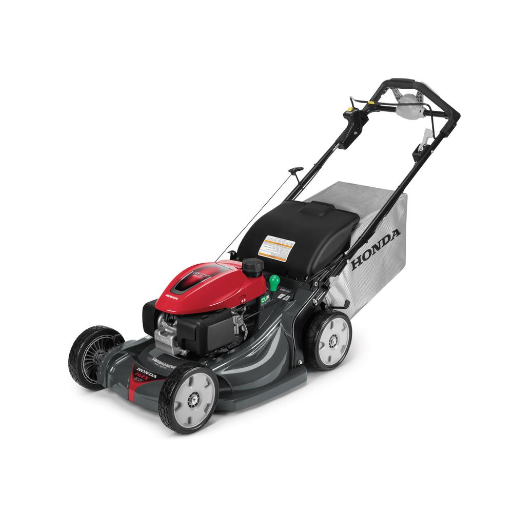 Honda 21 in. Nexite Deck 4-in-1 Select Drive Gas Walk Behind Self Propelled Lawn Mower with Blade Stop System