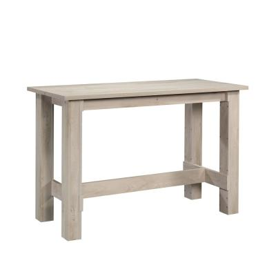 Boone Mountain Chalked Chestnut Engineered Wood Counter Height Dining Table