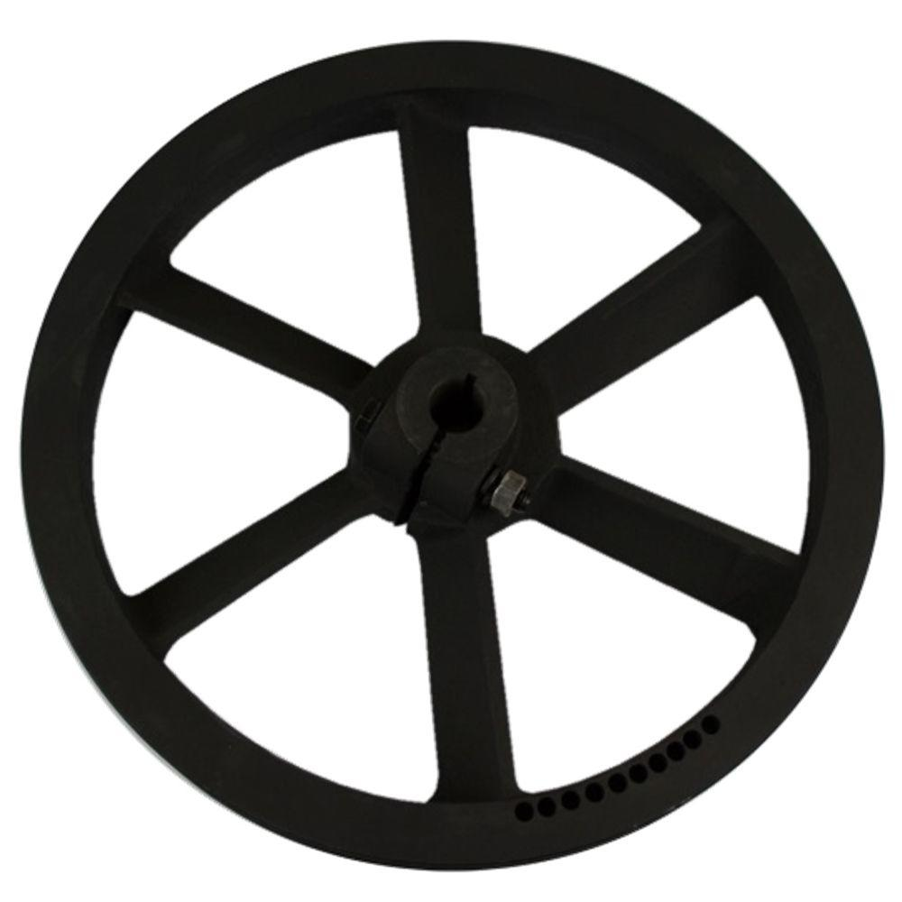 Replacement belt for husky air compressor e105989 the home depot flywheel for 2 stage husky air compressors sciox Choice Image