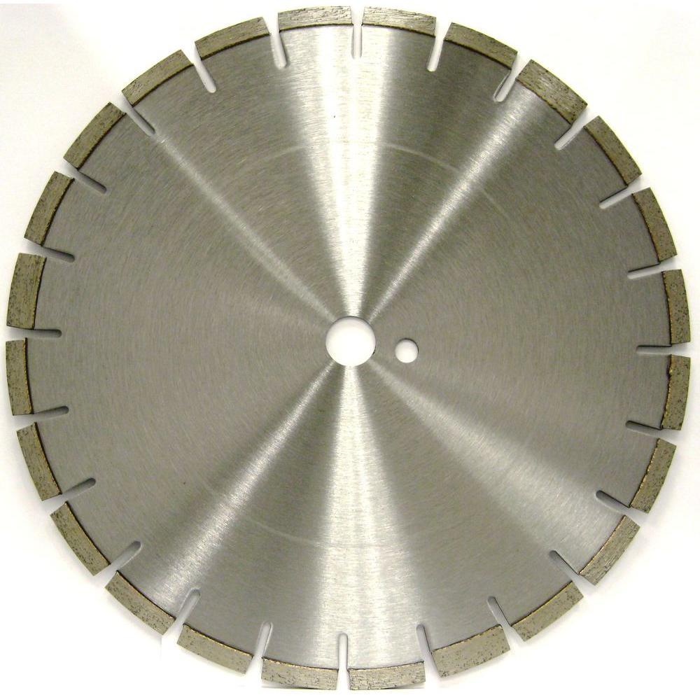 30 in. x .165 in. Concrete Diamond Blade