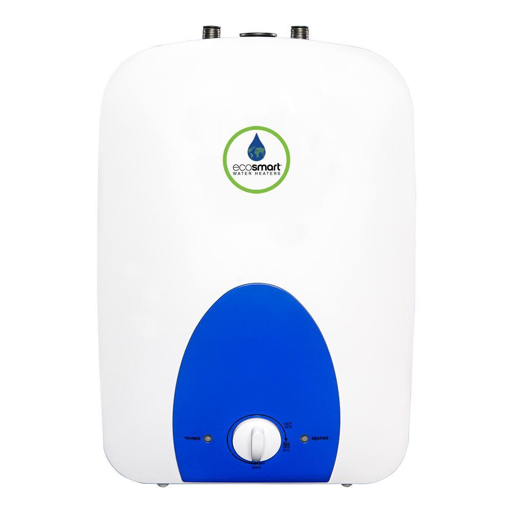 EcoSmart 4 Gallon Electric Mini-Tank Water Heater