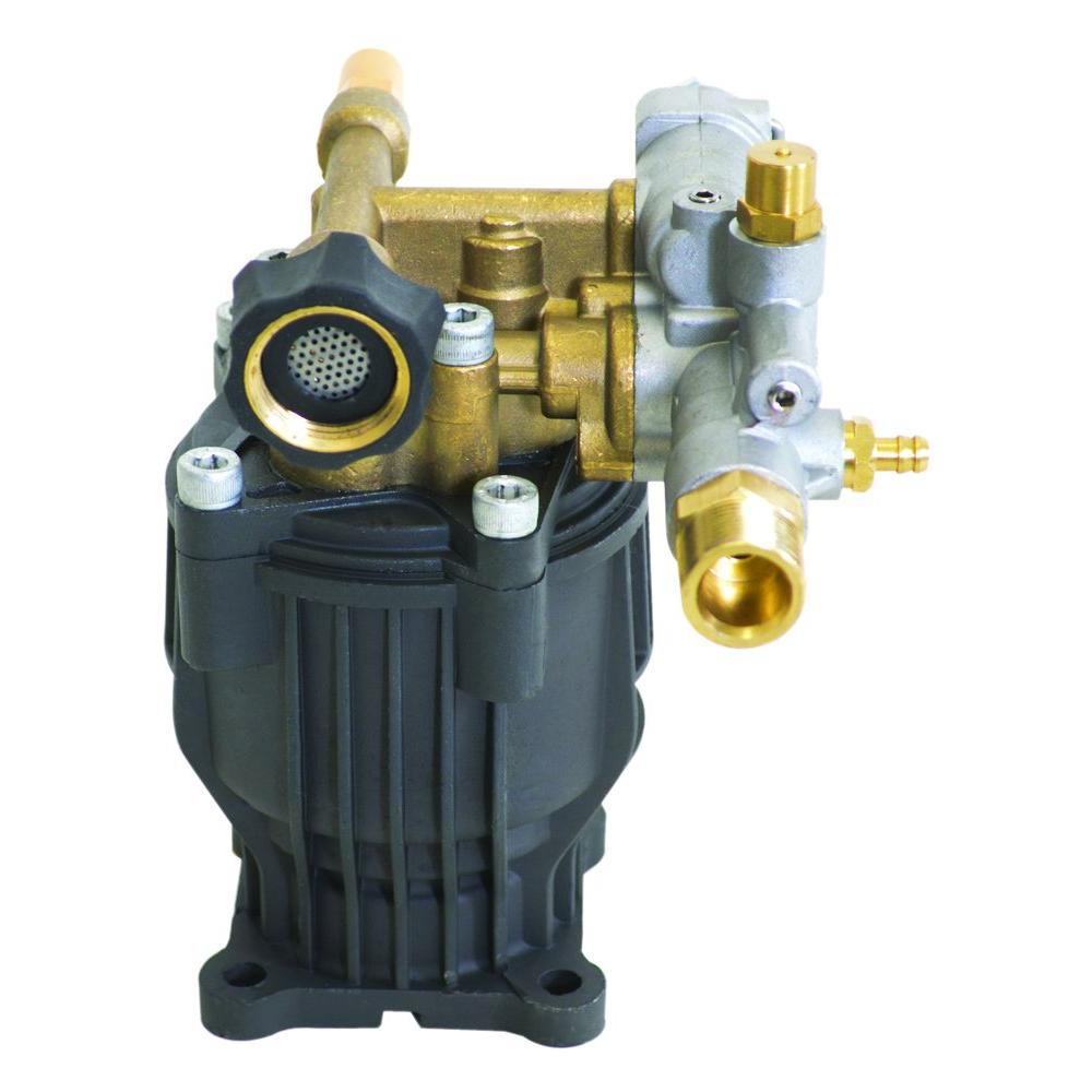 Simpson OEM Technologies 3400 PSI at 2.5 GPM Axial Cam Pump Kit