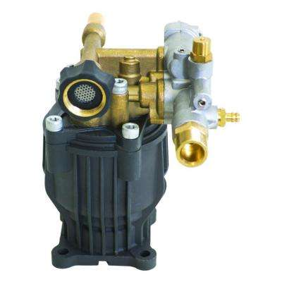 OEM Technologies 8.6CAH12B 3,100 psi 2.5 GPM Axial Cam Horizontal Pump with Brass Head and Powerboost Technology