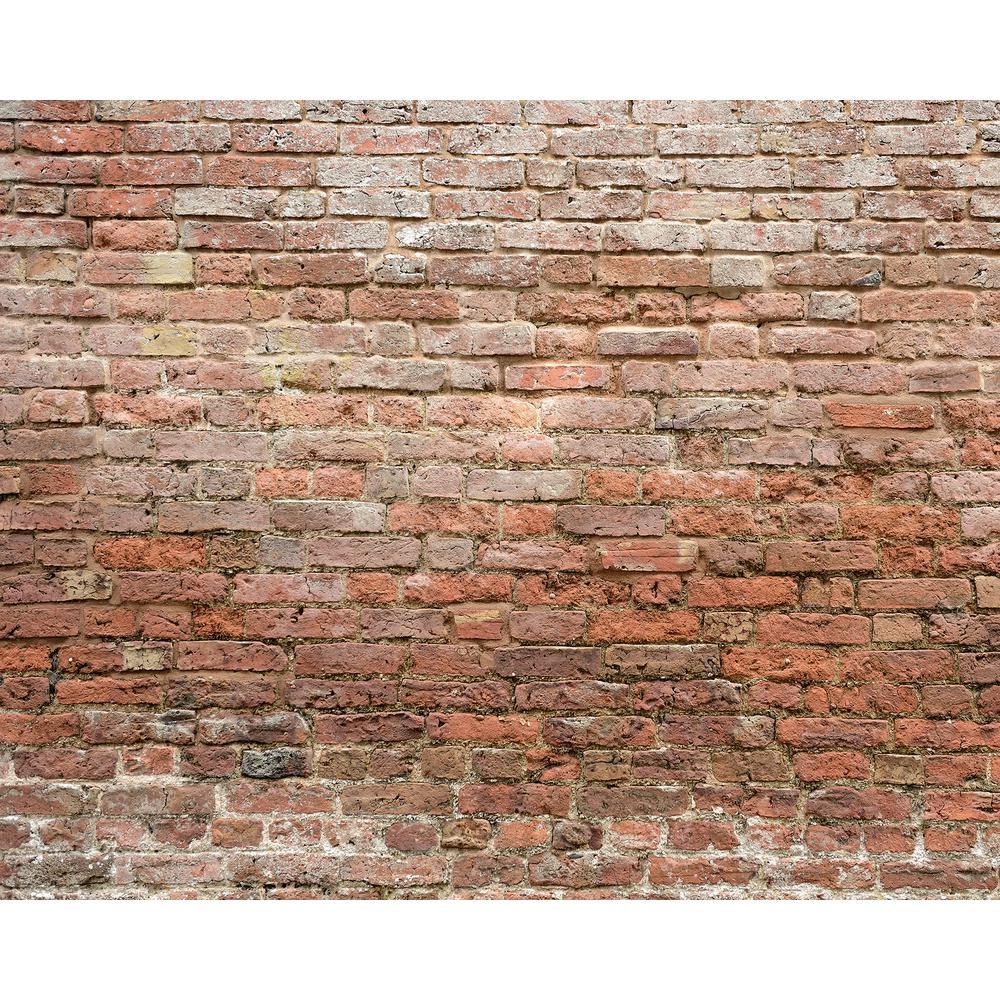 Classic Brick Wall Mural