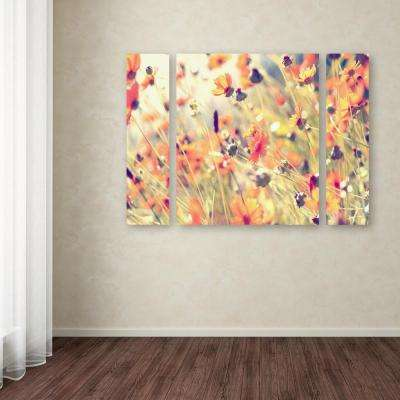 """30 in. x 41 in. """"Neverending Story"""" by Beata Czyzowska Young Printed Canvas Wall Art"""