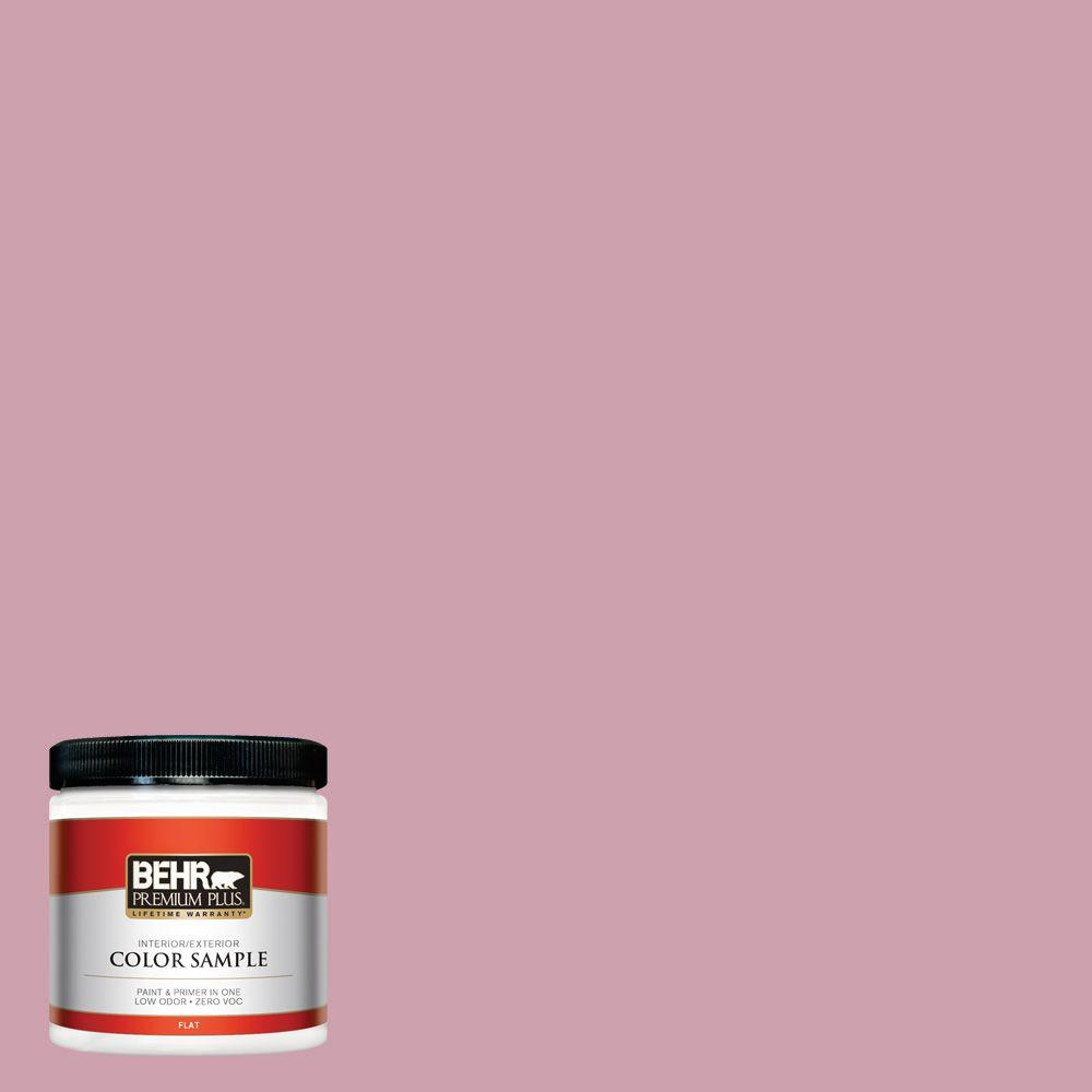 BEHR Premium Plus 8 oz. #100C-3 Birthday Candle Interior/Exterior Paint Sample