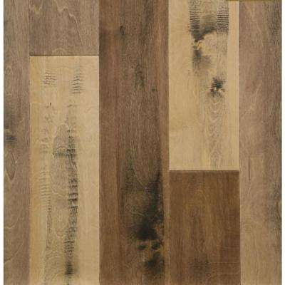 Take Home Sample - Homestead Engineered Waterproof Hardwood Flooring - 5 in. Width x 6 in. Length