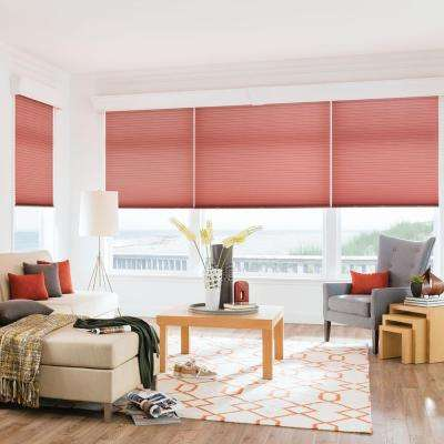 Cordless Off White Cellular Shades Shades The Home Depot