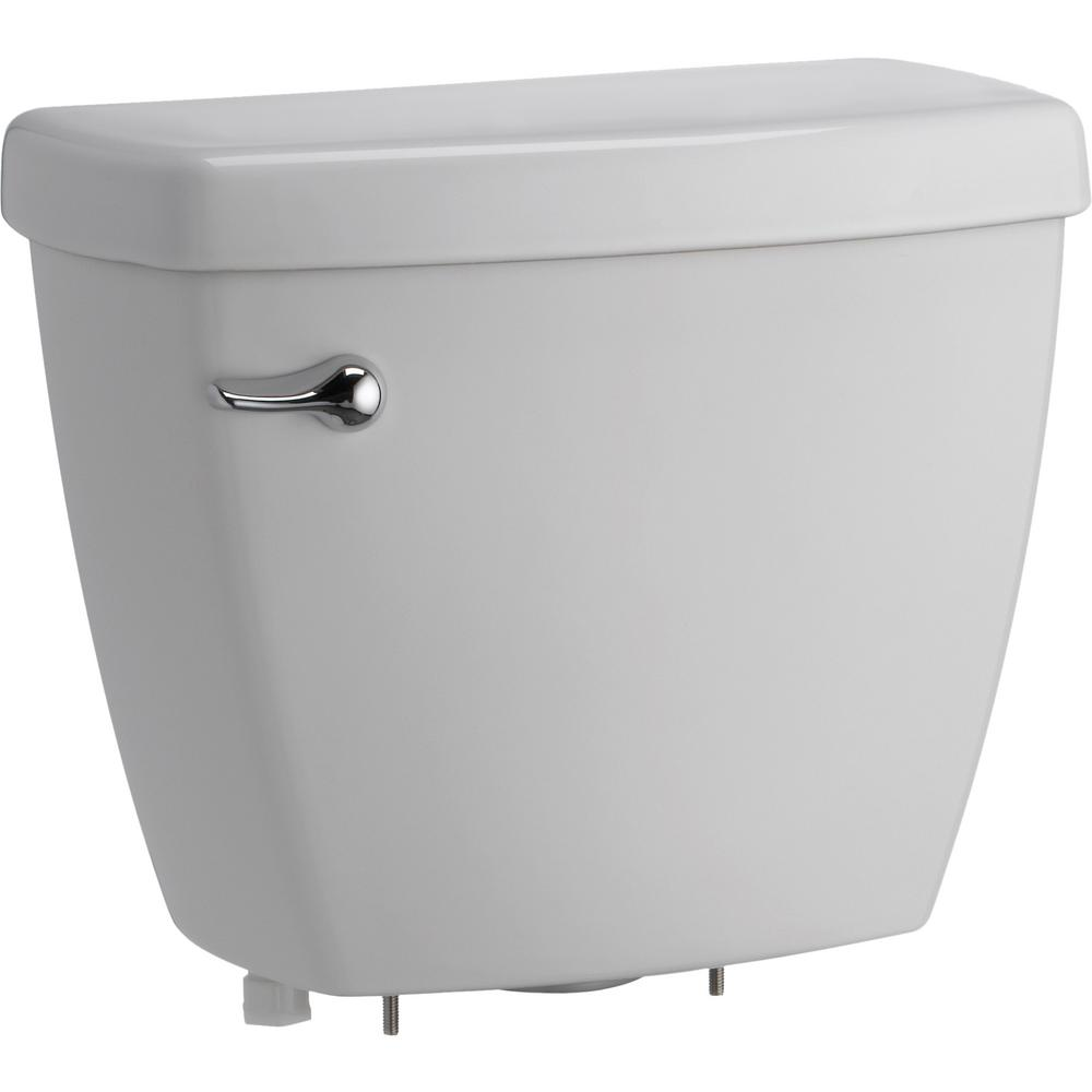 Delta Foundations 1.28 GPF Single Flush Toilet Tank Only in White