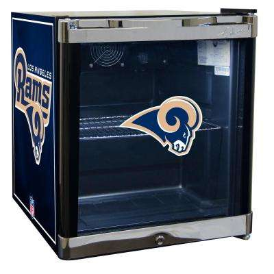 17 in. 20 (12 oz.) Can Los Angeles Rams Beverage Center