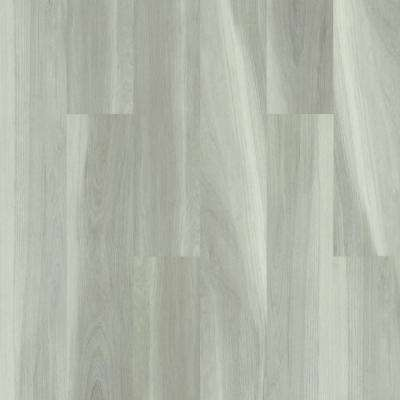 Take Home Sample - Manor Oak Zephyr Resilient Direct Glue Vinyl Plank Flooring - 5 in. x 7 in.