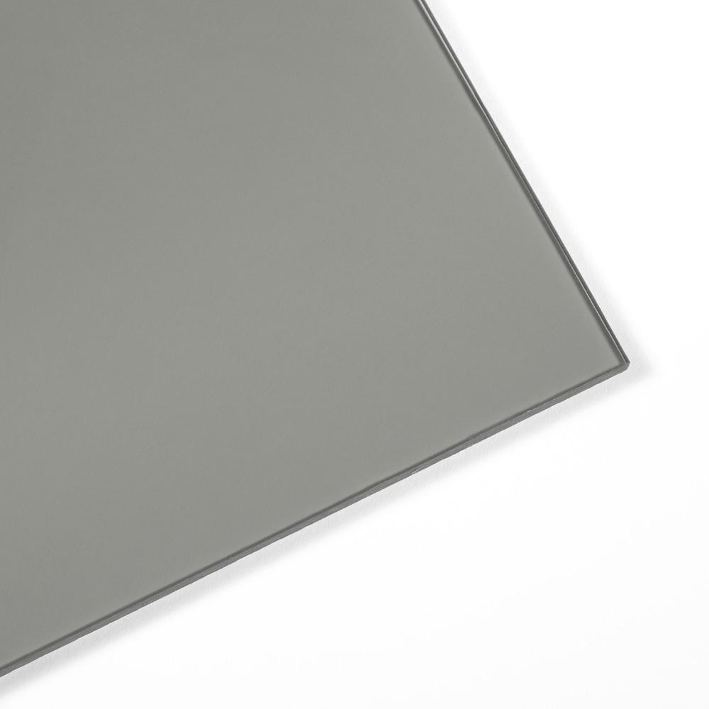 Palsun 49 in. x 97 in. x 0.236 in. Palsun Polycarbonate Sheet in Solar Grey