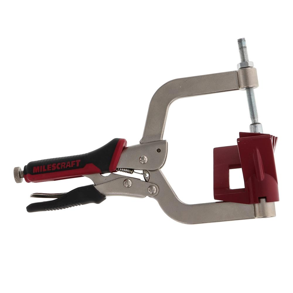 Milescraft 90 Degree Corner Clamp 4005 The Home Depot