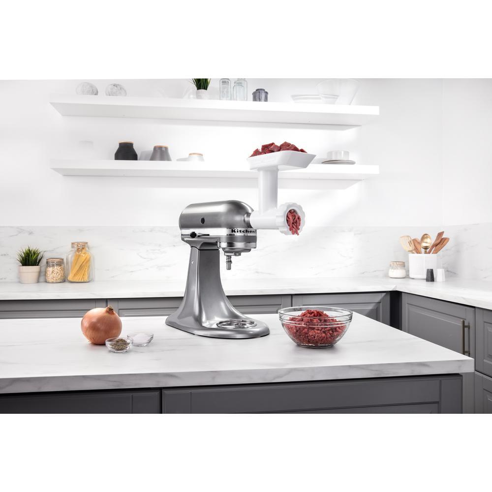 KitchenAid White Food Grinder Attachment for KitchenAid ...