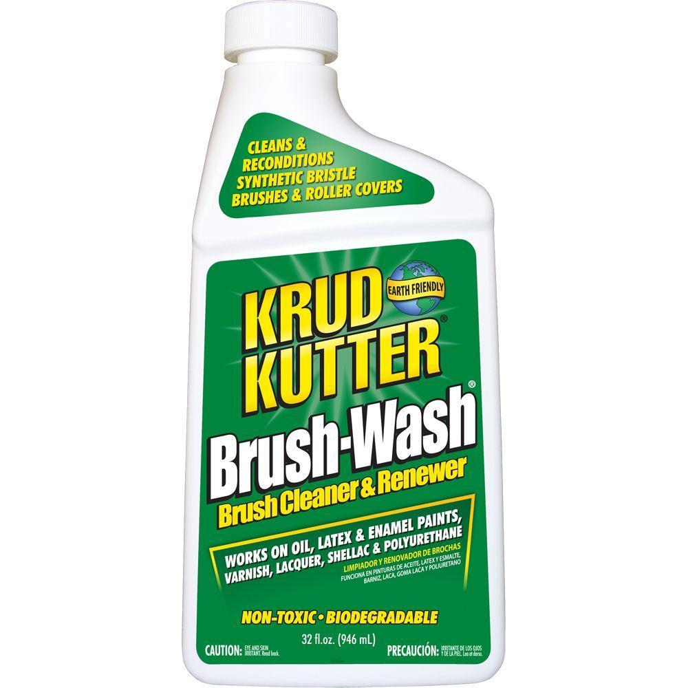 Krud Kutter 32 oz. Brush Wash and Renewer