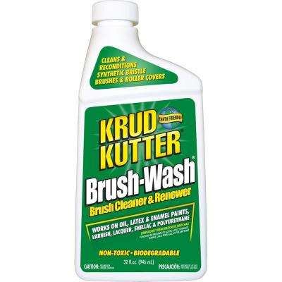 32 oz. Brush Wash and Renewer