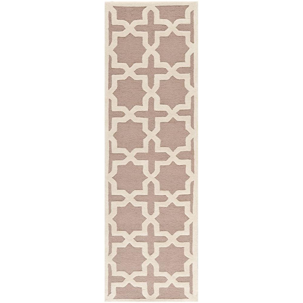 Cambridge Beige/Ivory 2 ft. 6 in. x 4 ft. Area Rug