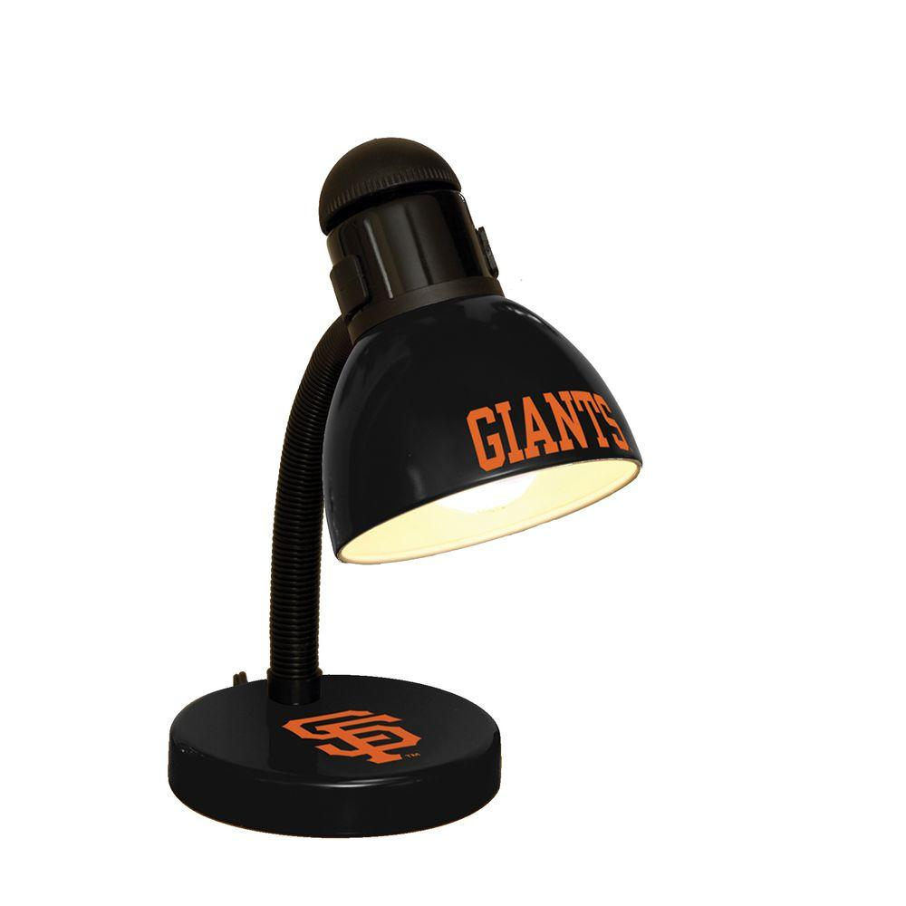 The Memory Company 14.7 in. MLB San Francisco Giants Desk Lamp-DISCONTINUED