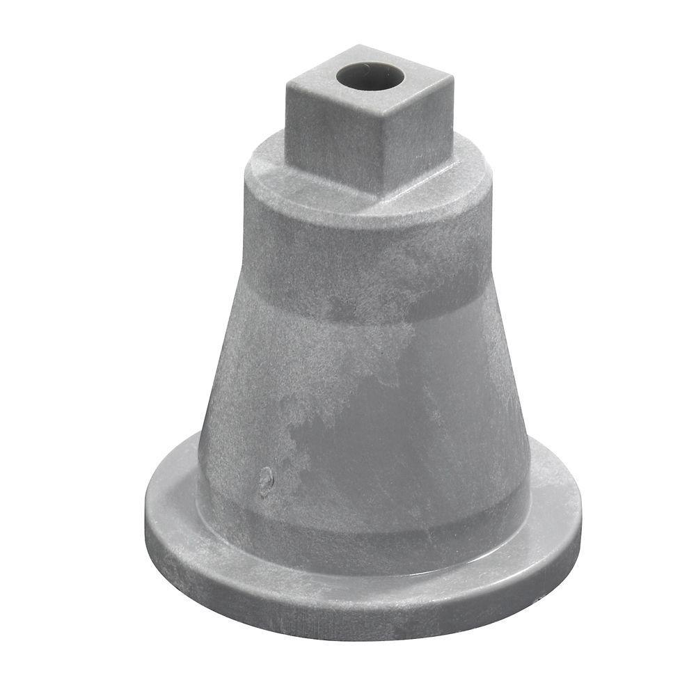 American Standard Faucet Handle Adapter for Hampton Handles to Amarilis Cartridge