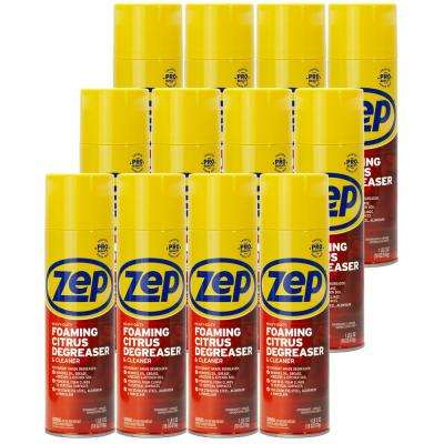 18 oz. Heavy-Duty Foaming Degreaser (Case of 12)