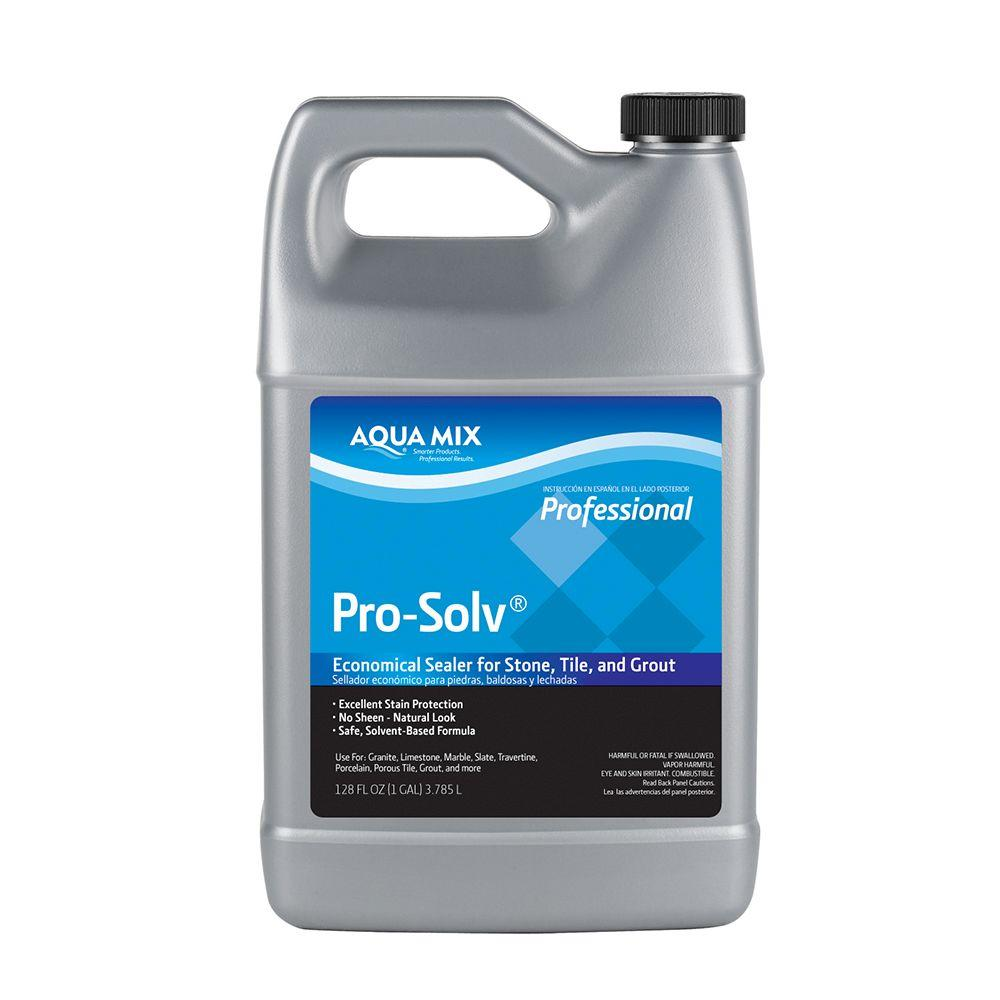 Custom Building Products Aqua Mix 1 Gal. Pro-Solv Sealer-100059 ...