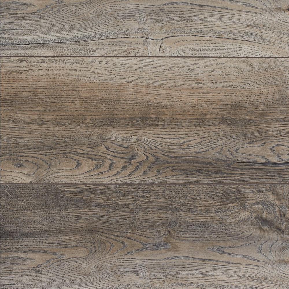 Winterton Oak Laminate Flooring - 5 in. x 7 in. Take Home Sample