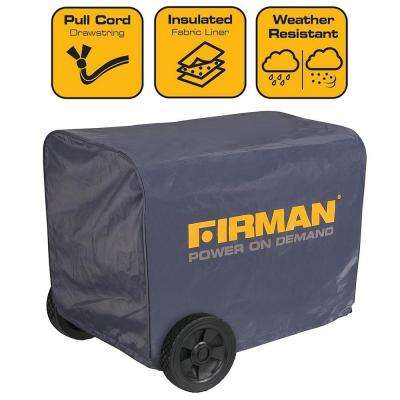 Open Frame or Dual Fuel Portable Generator Cover