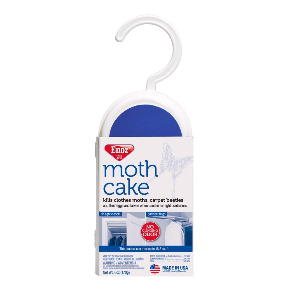 6 oz. Moth Cake (3-Pack)