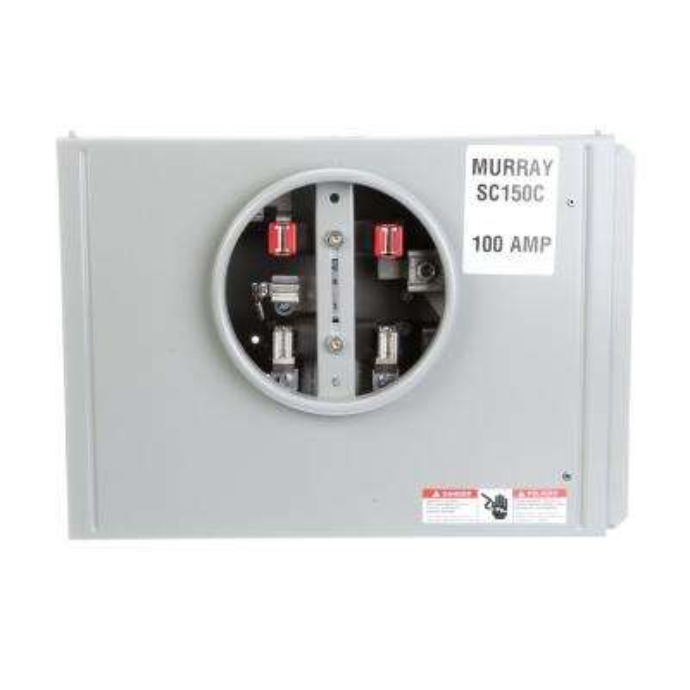 80 Amp 1-Gang Meter Socket