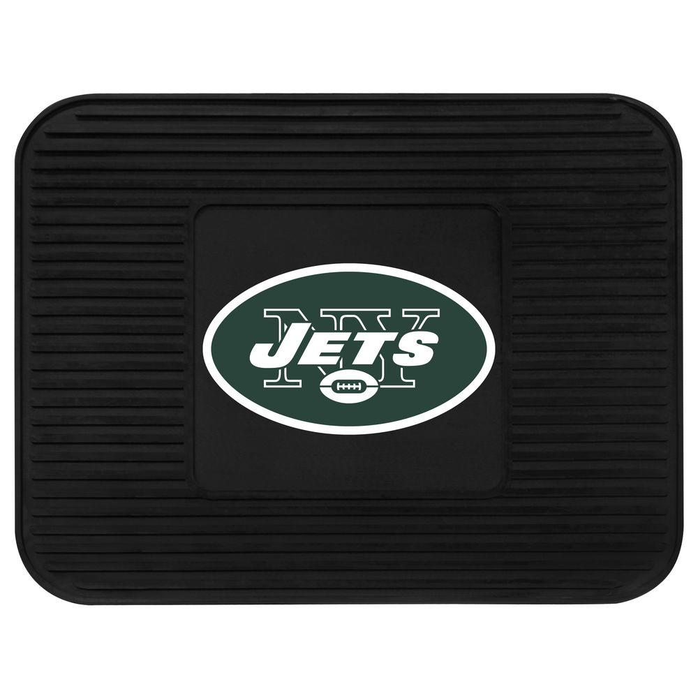 Fanmats New York Jets 14 In X 17 In Utility Mat 9986 The Home Depot