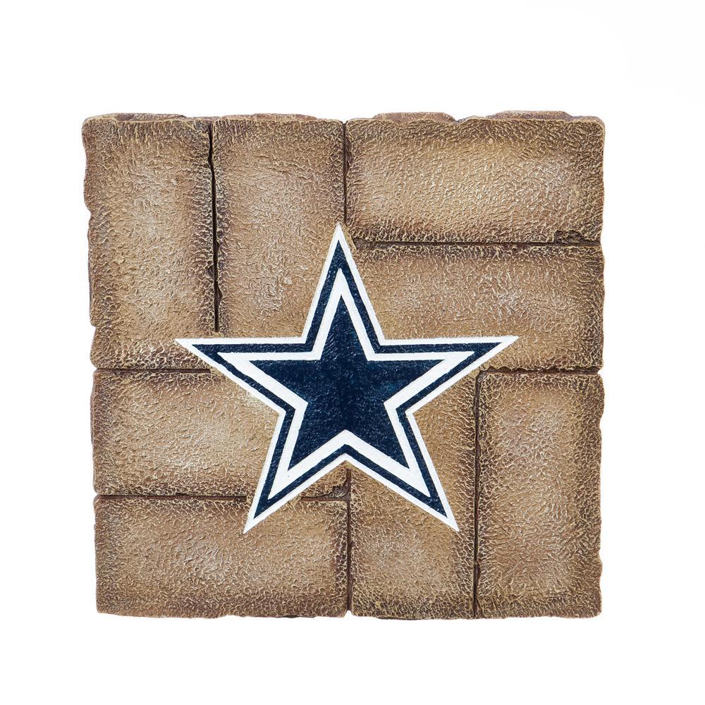 Team Sports America Dallas Cowboys 12 In X 12 In