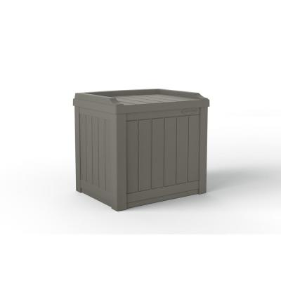22 Gal. Deck Box with Seat
