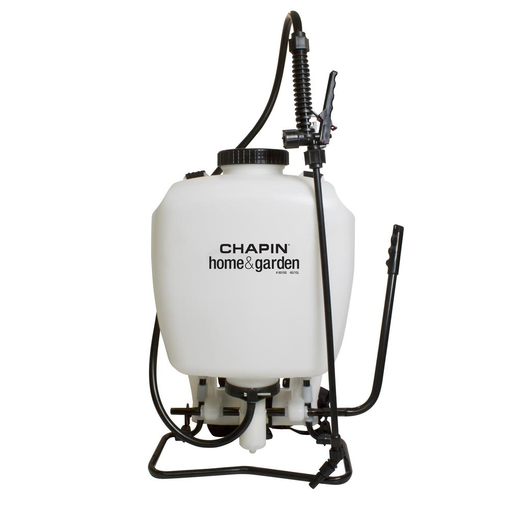 Chapin 4 Gal. Home and Garden Back Pack Sprayer