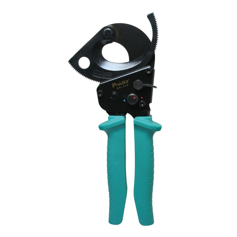 ProsKit 13.1 in. Ratchet Cable Cutter