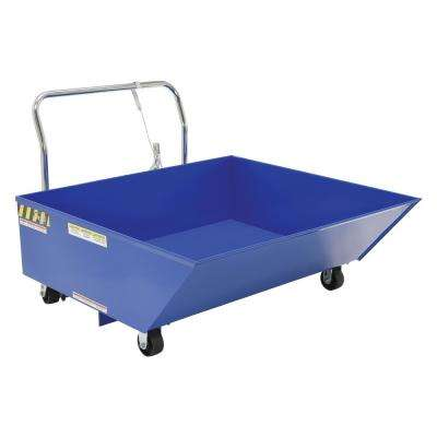 2,000 lb. 0.5 cu. yd. Low Profile Parts Hopper