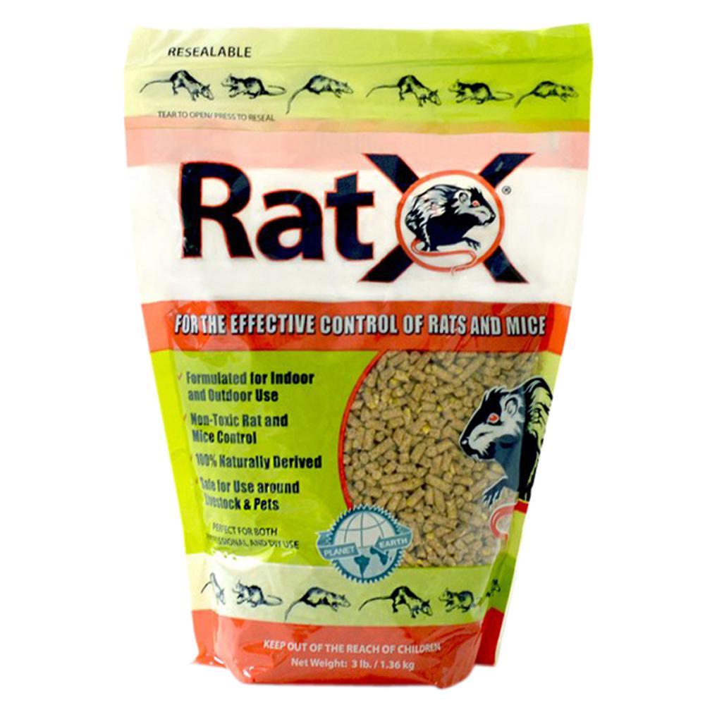 RatX 3 Lb. Rodent Control-100520232