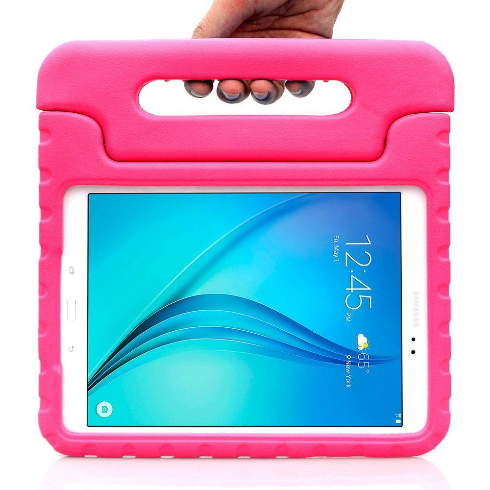 i-Blason Galaxy Tab A 9 7 Armorbox Kido Series Lightweight Protective Stand  Case, Pink