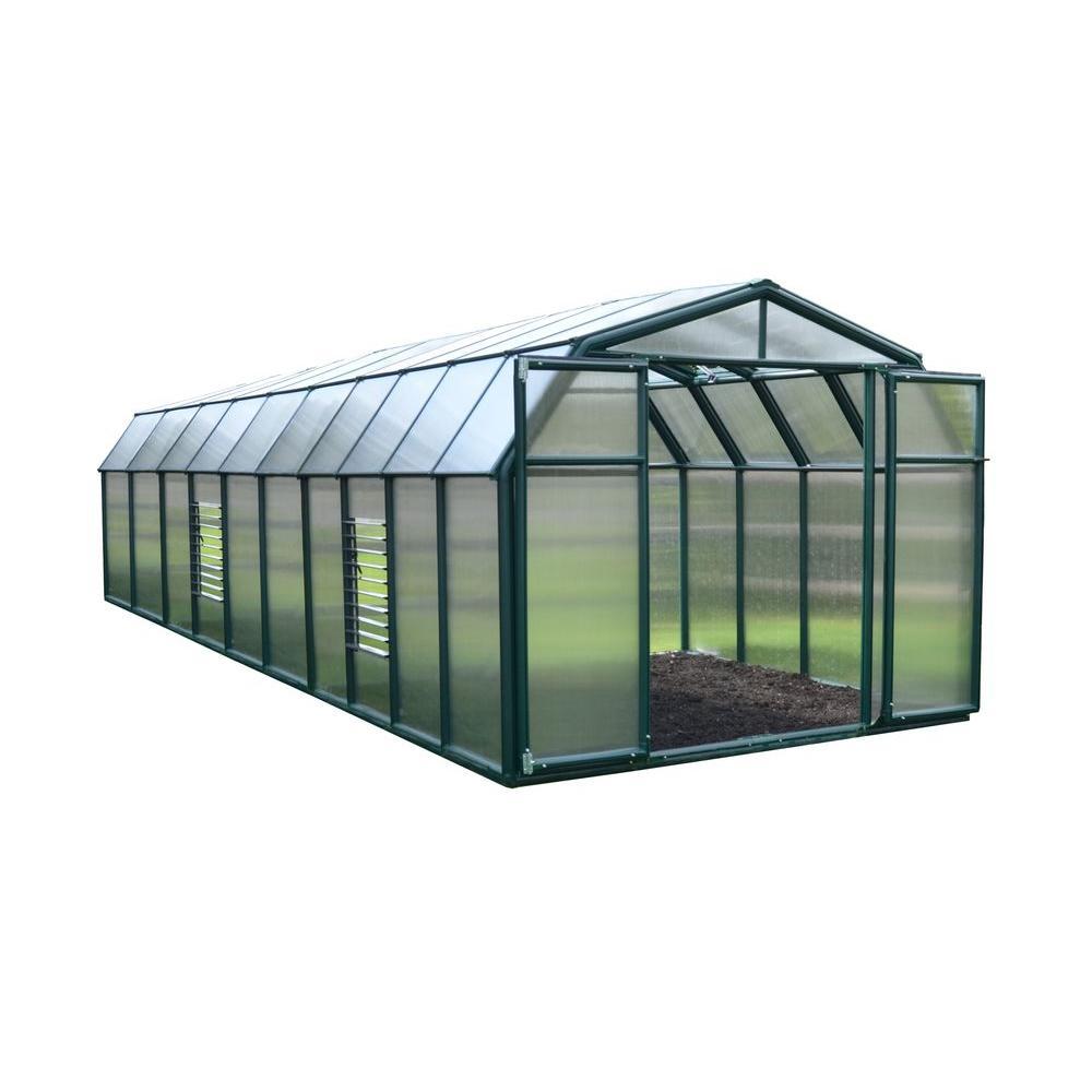 Rion Hobby Gardener 8 ft. x 20 ft. Greenhouse
