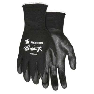 Unique Shell Nylon Safety Gloves