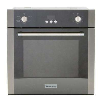 24 In Single Electric Wall Ovens The