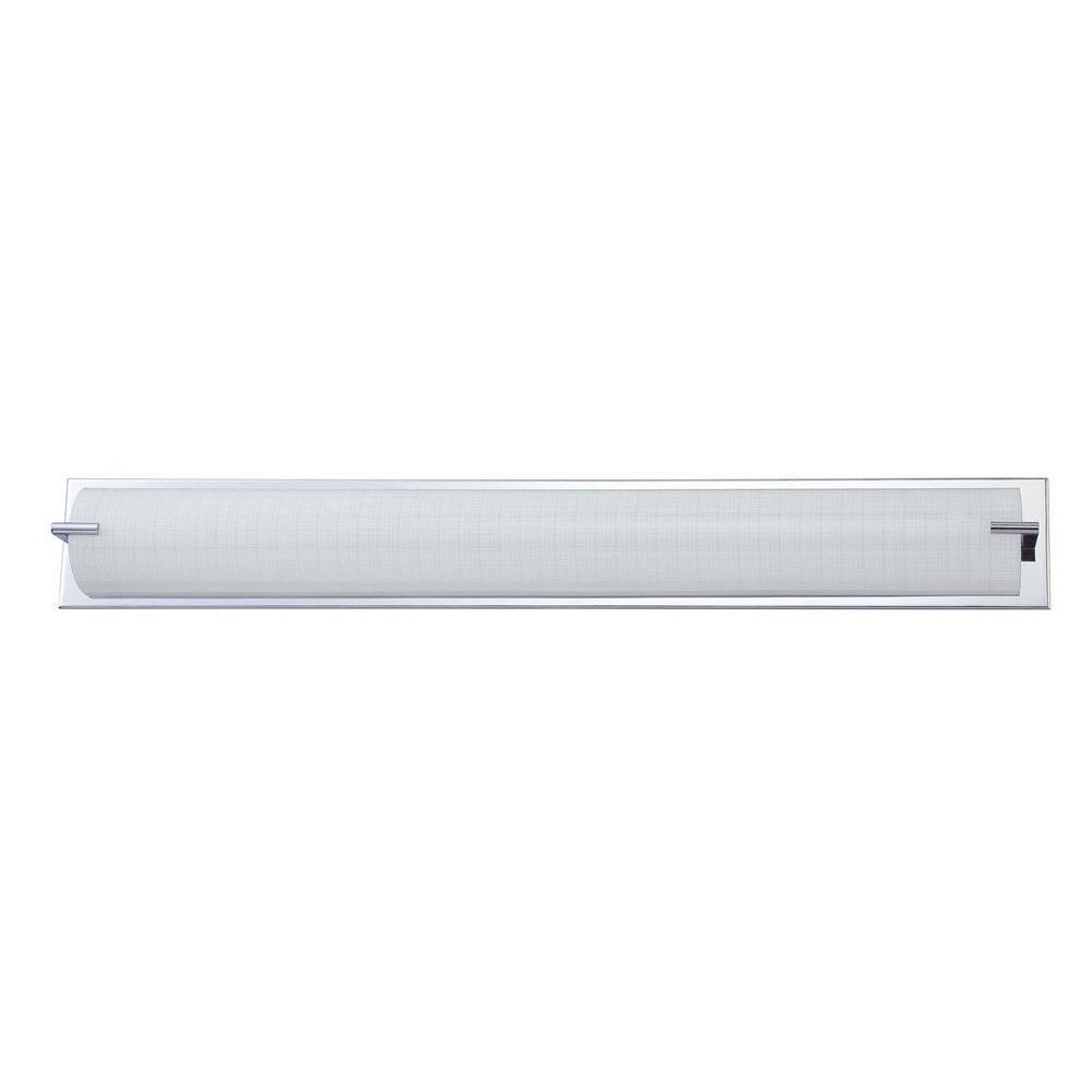 Filament Design Pinyin 6-Light Chrome Bath Vanity Light