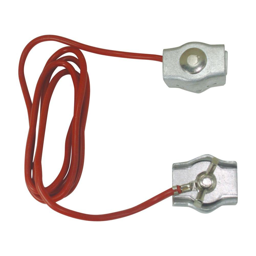 Field Guardian 1/4 in. Polyrope to Polyrope Connector