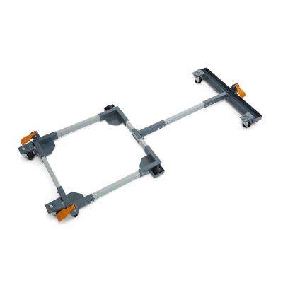 Heavy-Duty Mobile Base and T- Extension Combo