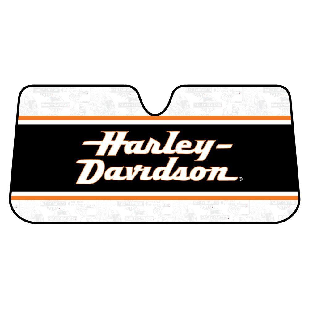 Harley-Davidson Accordion Windshield Sunshade