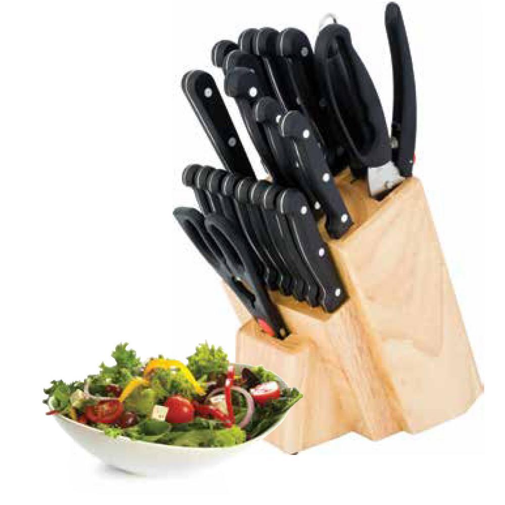 21-Piece Cutlery Set
