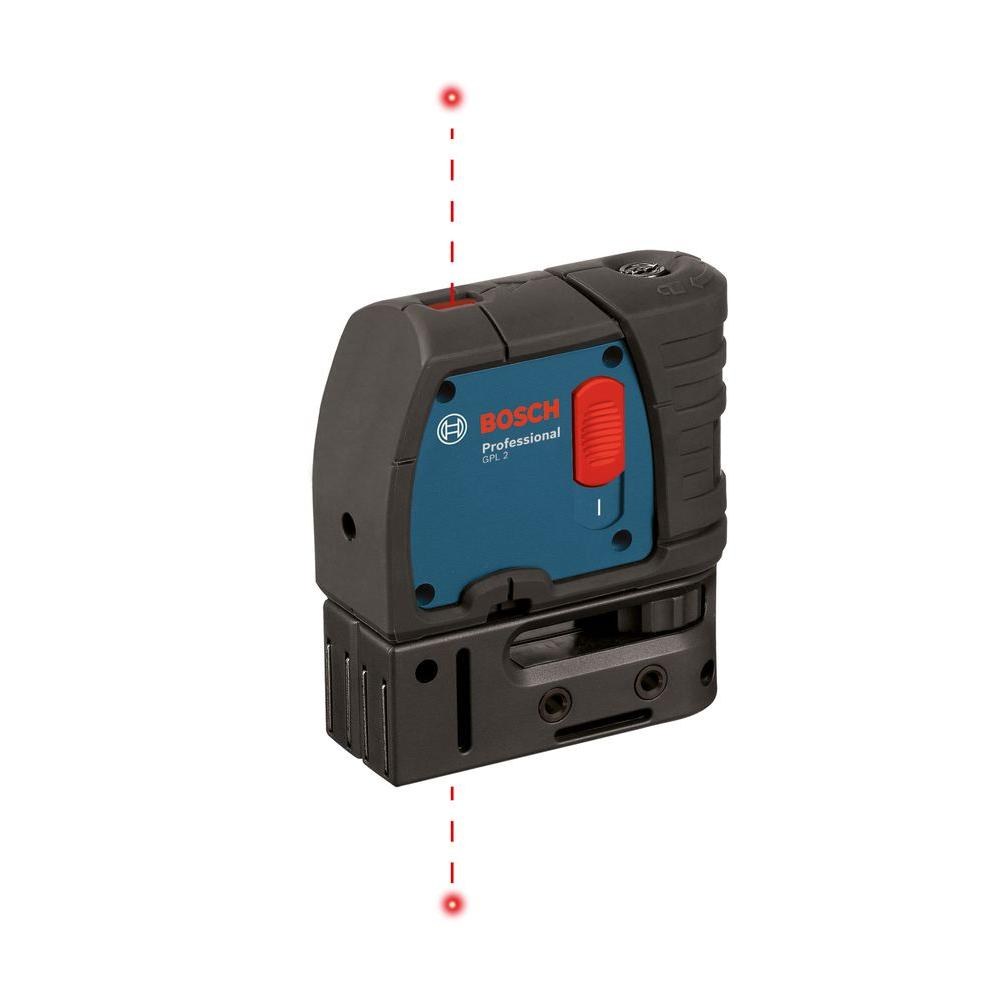 The Craftsman 2-beam laser level projects a vertical, horizontal, or both a vertical and horizontal laser fan beam on 1 or more adjacent surfaces for better accuracy. This self-leveling tool is easy to set up and can be placed on any flat surface or on the included all-surface mounting base to .