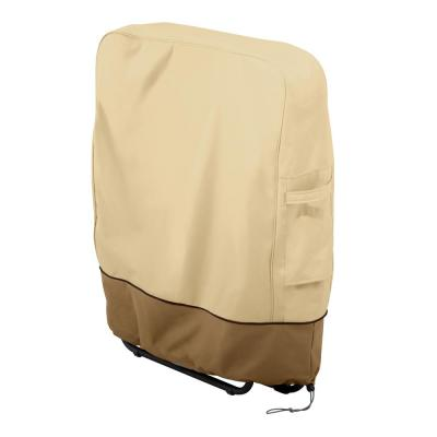 Veranda 28 in. L x 9 in. W x 36 in. H Zero Gravity Folding Chair Cover