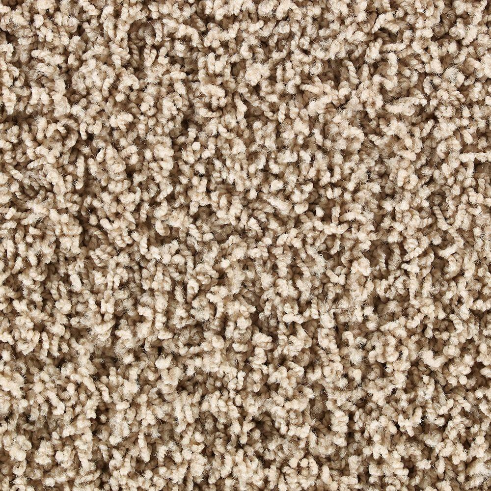 Martha Stewart Living Chatsworth Natural Twine - 6 in. x 9 in. Take Home Carpet Sample-DISCONTINUED