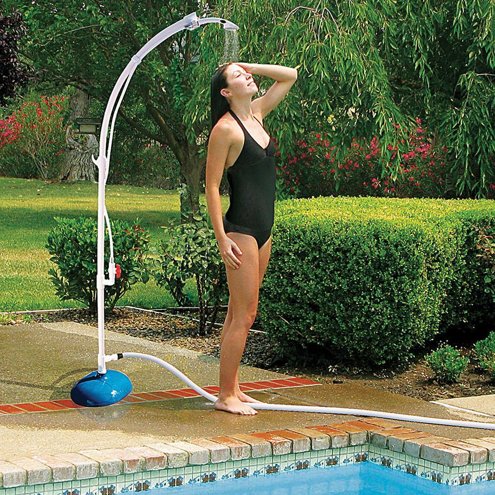 Poolside Portable Shower