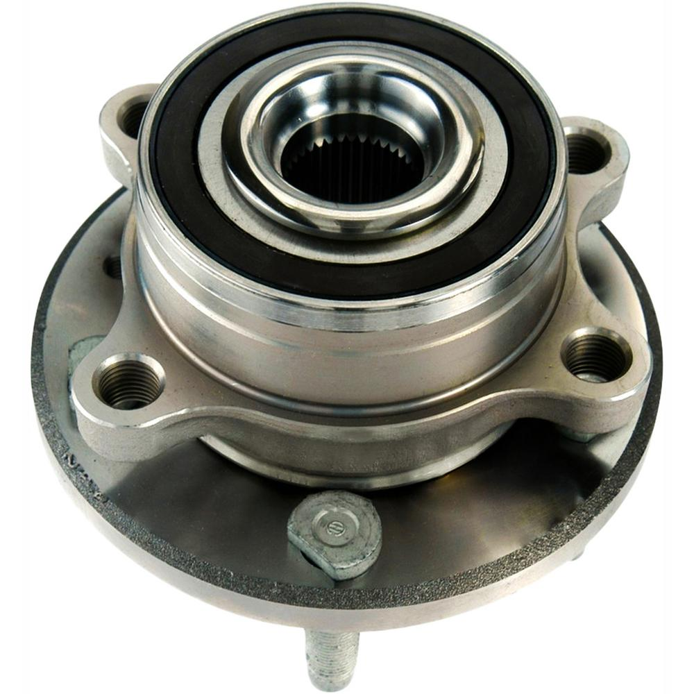Timken Wheel Bearing and Hub Assembly fits 2011-2015 Ford Explorer Police  Interceptor Utility